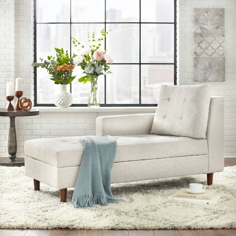 Sabrina Storage Chaise - Buylateral - image 1 of 4