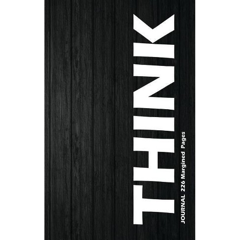 Think Journal - by  Moses Karma (Hardcover) - image 1 of 1