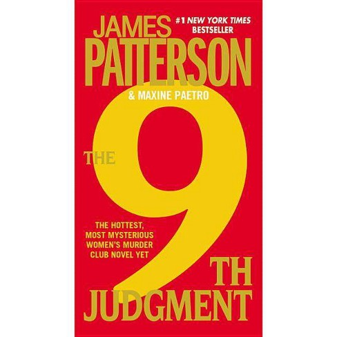 The 9th Judgment - (Women's Murder Club) by  James Patterson & Maxine Paetro (Hardcover) - image 1 of 1