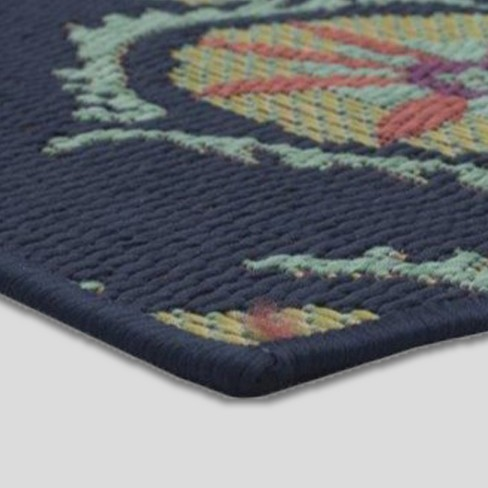 Suzani Scatter Outdoor Rug Opalhouse Target
