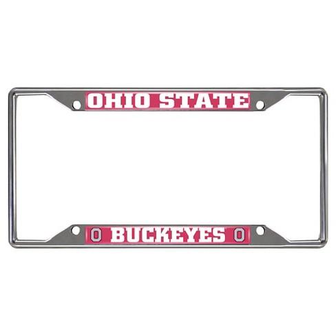 NCAA License Plate Frame Ohio State University : Target