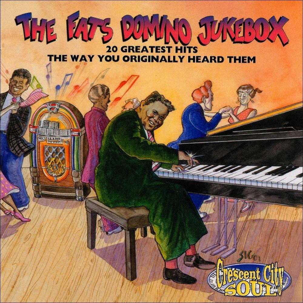Fats Domino - Fats Domino Jukebox (CD)