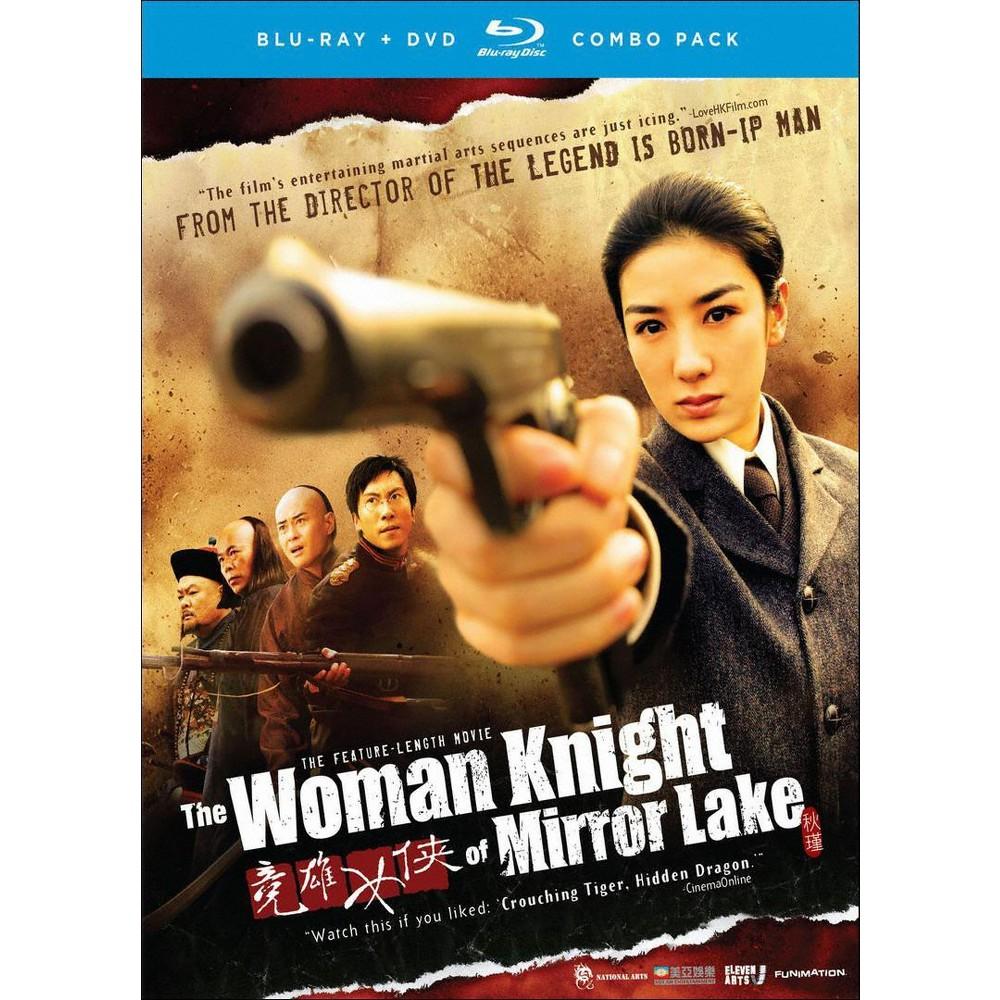 Woman Knight Of Mirror Lake Blu Ray/Dvd Combo (Live Action Movie) (Blu-ray) Woman Knight Of Mirror Lake Blu Ray/Dvd Combo (Live Action Movie) (Blu-ray)