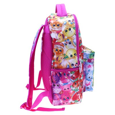Shopkins 16\' Kids' Backpack With Zipper