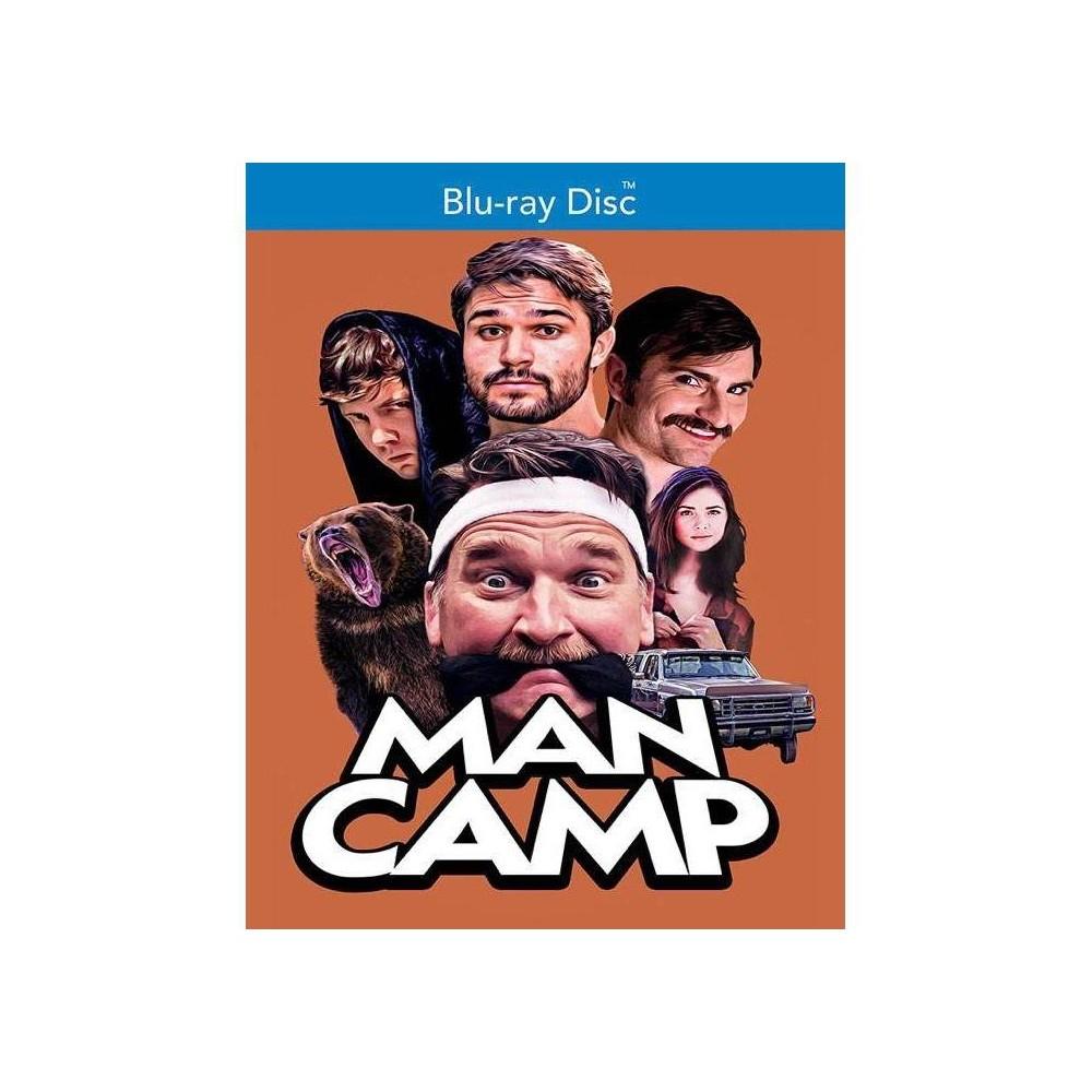 Man Camp Blu Ray