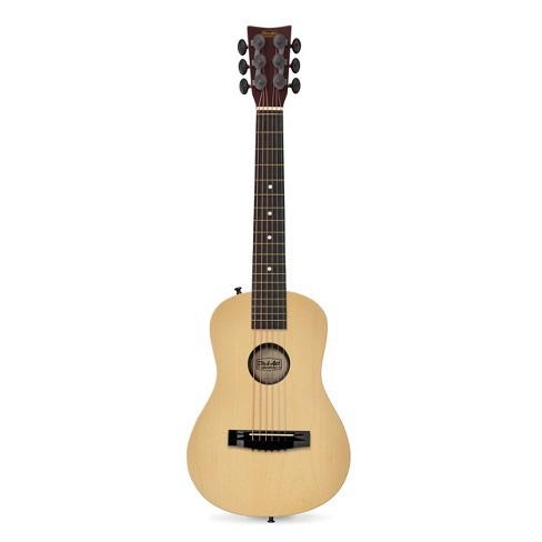 First Act Discovery Natural Acoustic Guitar - image 1 of 4