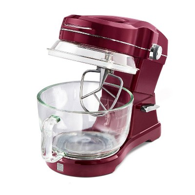 Kenmore Ovation Stand Mixer - Red