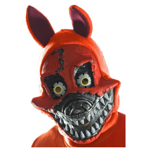 Adult Five Nights at Freddy's Nightmare Foxy Adult Mask - image 1 of 1
