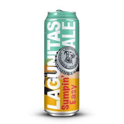 Lagunitas Sumpin' Easy Ale Beer - 19.2 fl oz Can