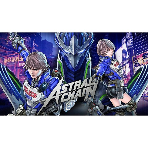 Astral Chain - Nintendo Switch (Digital) - image 1 of 4
