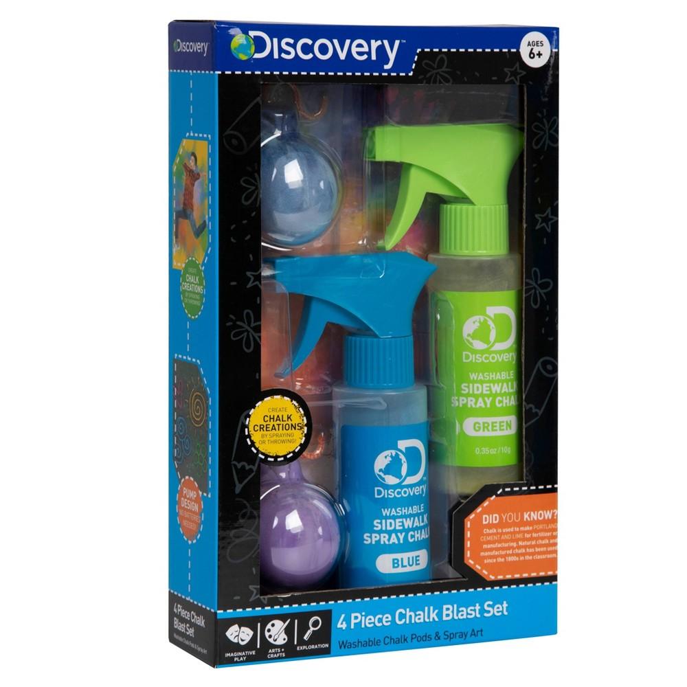 Image of Discovery Kids Chalk Blast Set 2