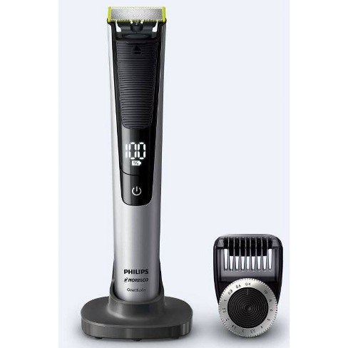 Philips Norelco OneBlade Pro Hybrid Rechargeable Men's Electric Shaver and Trimmer - QP6520/70 - image 1 of 4