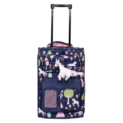 "Crckt 18"" Kids' Carry On Suitcase   Unicorn by Shop Collections"