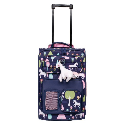 "Crckt 18"" Kids Carry On Suitcase - Unicorn - image 1 of 8"