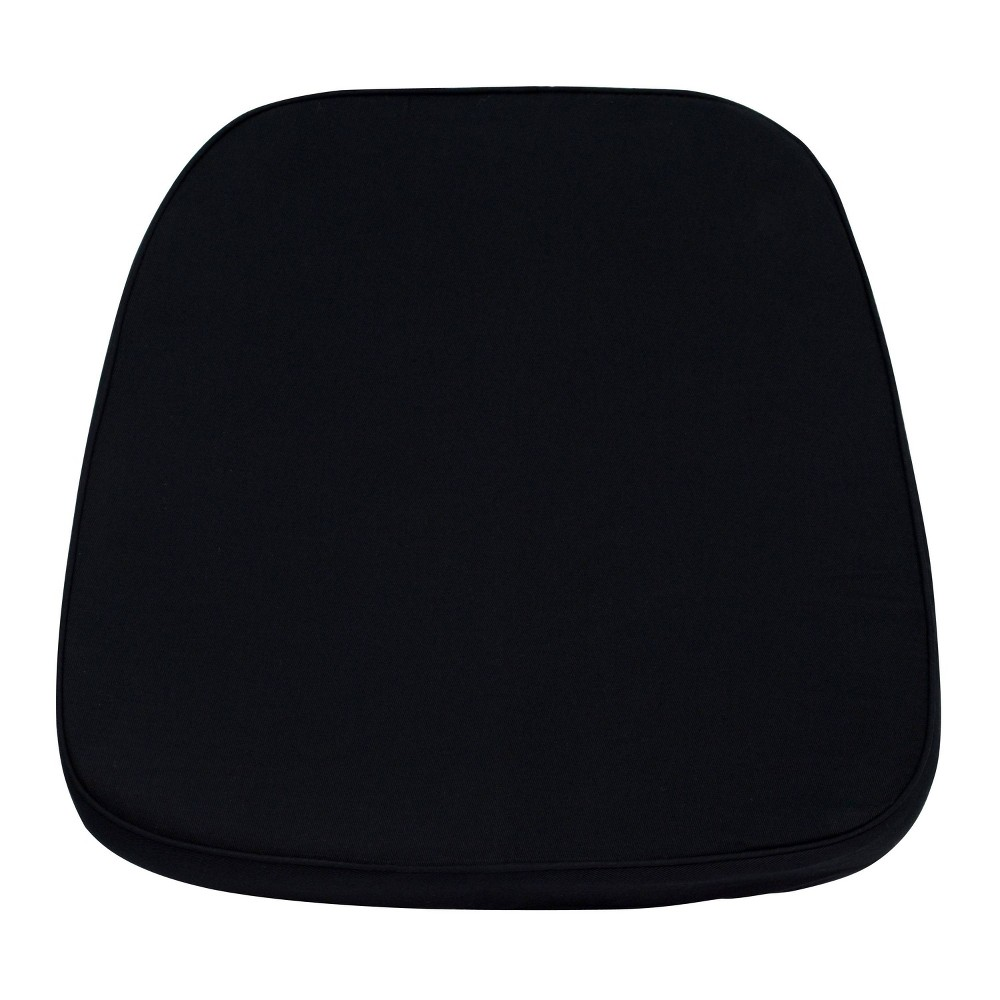 Image of Riverstone Furniture Collection Fabric Cushion Black