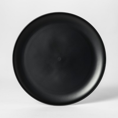 "10.5"" Plastic Dinner Plate - Room Essentials™"