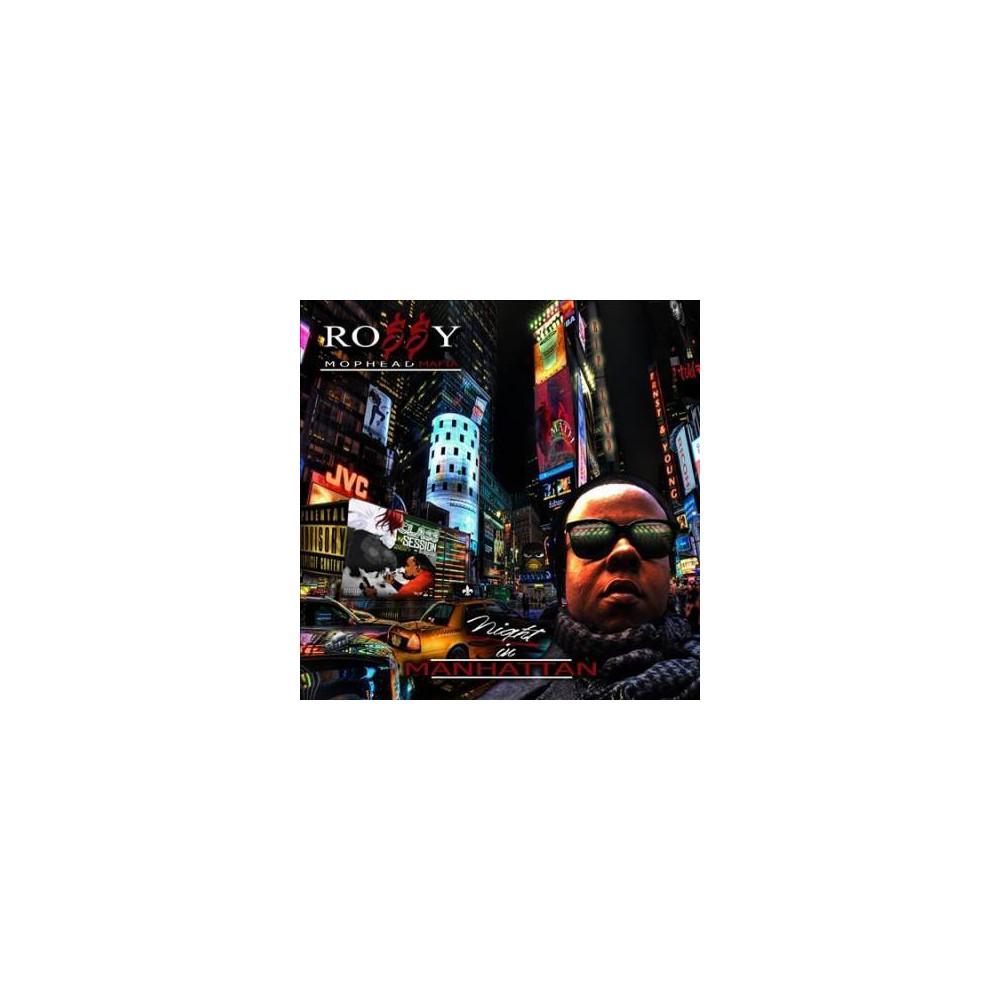 Rossy - Night N Manhattan (CD)