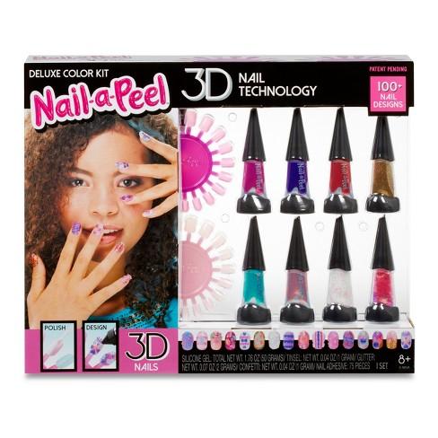 - Nail-a-Peel Deluxe Kit : Target