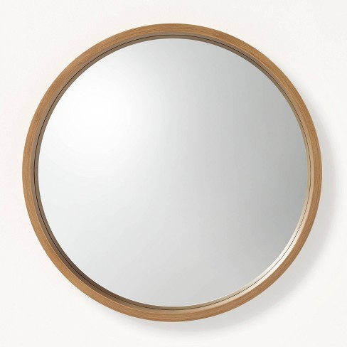 Round Framed Mirror - Hearth & Hand™ with Magnolia - image 1 of 4