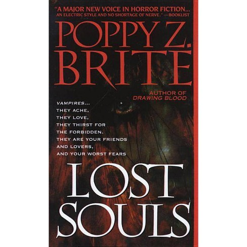 Lost Souls - by  Poppy Brite (Paperback) - image 1 of 1