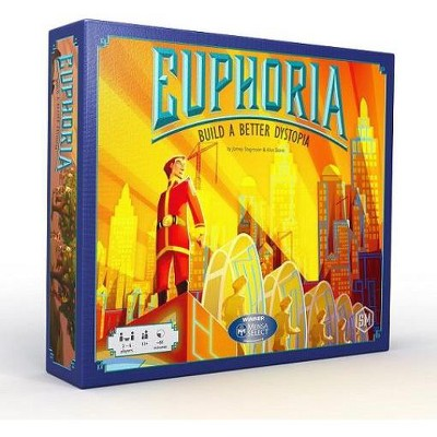 Euphoria - Build a Better Dystopia Board Game