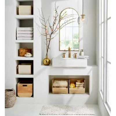The Neutral Modern Bathroom Organization Collection - Project 62™