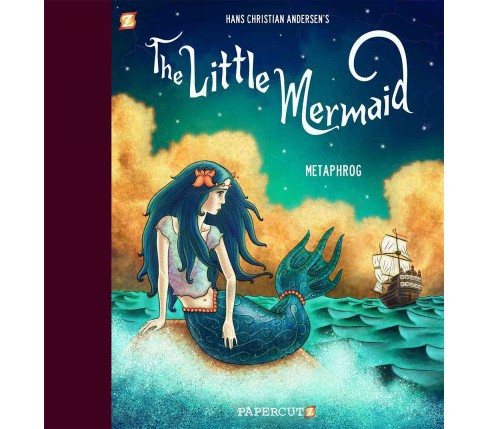 Little Mermaid -  (Hardcover) - image 1 of 1