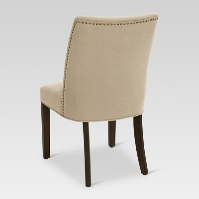 Exceptionnel Parker Barrel Dining Chair With Nailheads   Threshold™