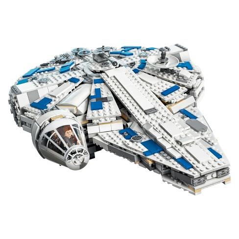 millennium falcon lego  LEGO Star Wars Kessel Run Millennium Falcon 75212