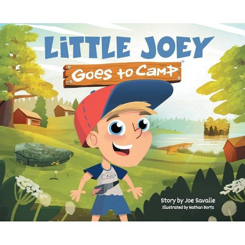 Little Joey Goes to Camp - by  Joe Savalle (Hardcover) - image 1 of 1