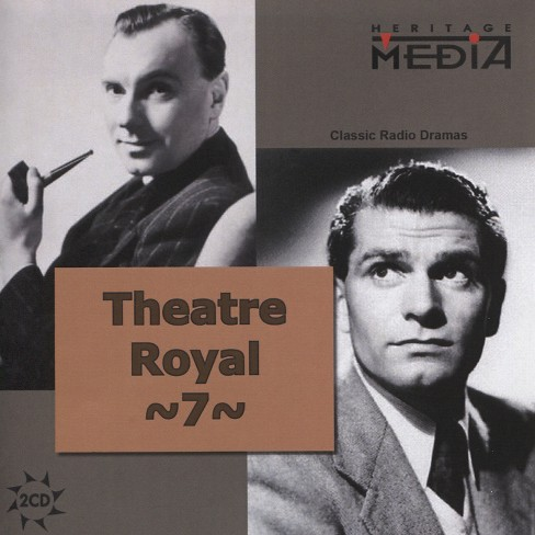 Ralph richardson - Theater royal:Vol 7 classics from bri (CD) - image 1 of 1
