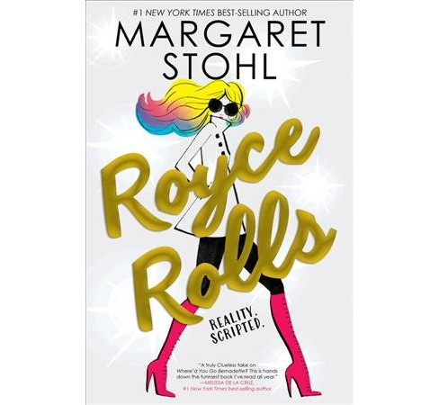 Royce Rolls -  by Margaret Stohl (Hardcover) - image 1 of 1