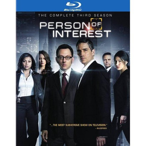 Person Of Interest: The Complete Third Season (Blu-ray) - image 1 of 1