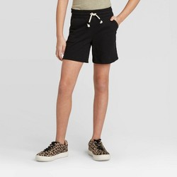 Girls' Knit Midi Shorts - Cat & Jack™