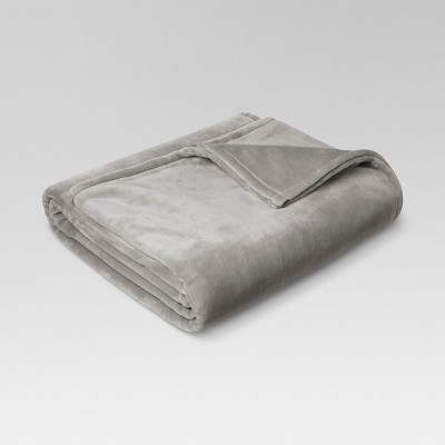 Microplush Bed Blanket (King)SEAGULL - Threshold™