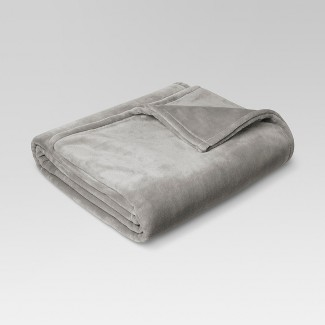 Microplush Bed Blanket (Full/Queen) Seagull - Threshold™