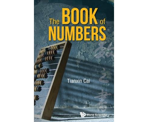 Book on Numbers (Hardcover) (Tianxin Cai) - image 1 of 1