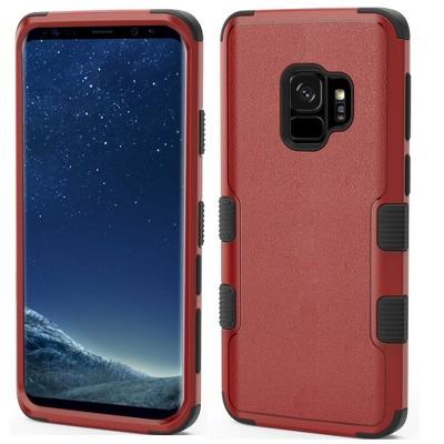 MYBAT For Samsung Galaxy Tuff Hard Silicone Hybrid Rubber Case
