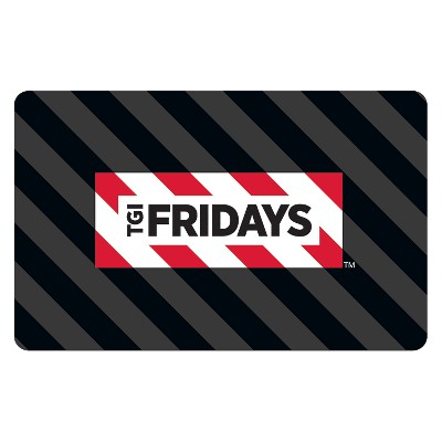 TGI Friday's $50 (Email Delivery)