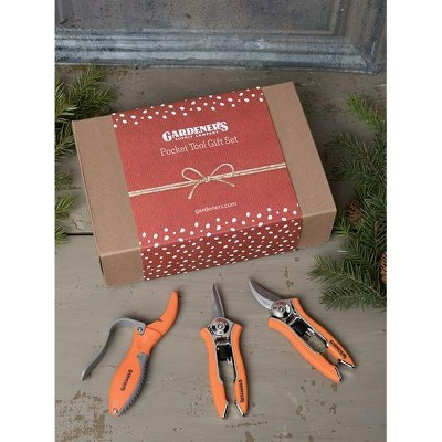 Gardener's Pocket Tool Set - Gardener's Supply Company