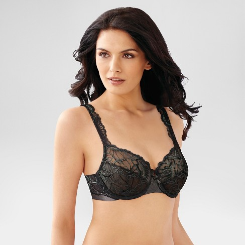 bbcd262f0e Beauty By Bali® Women s Lace Unlined Underwire   Target