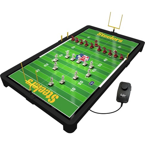 5d1cef805 Pittsburgh Steelers NFL Electric Football Game   Target