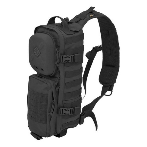 Hazard 4 Plan B Rotatable Sling Thermo Cap Go Bag Backpack Sling Pack, Black - image 1 of 2