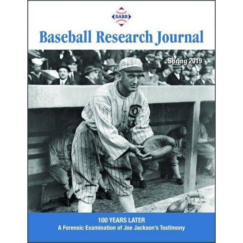 Baseball Research Journal (Brj), Volume 48 #1 - (Paperback) - image 1 of 1