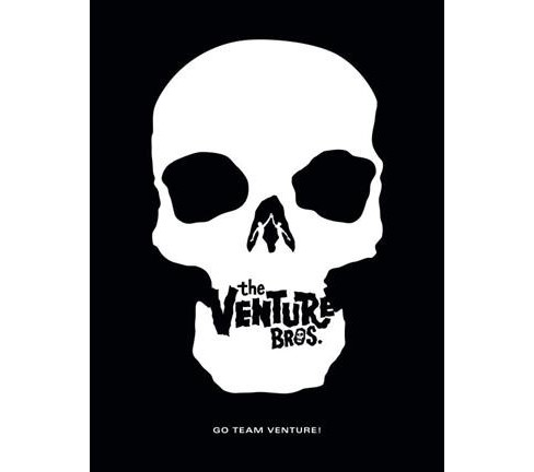 Go Team Venture! : The Art and Making of the Venture Bros. - by Jackson Publick & Doc Hammer (Hardcover) - image 1 of 1