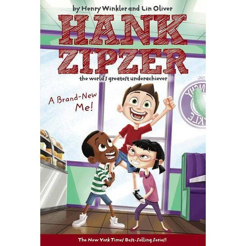 A Brand-New Me! - (Hank Zipzer; The World's Greatest Underachiever (Grosset Paperback)) (Paperback) - image 1 of 1