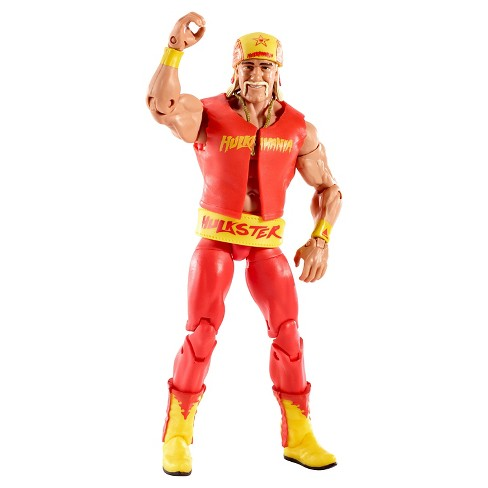 WWE Hall of Fame Elite Collection Hulk Hogan Figure - image 1 of 4