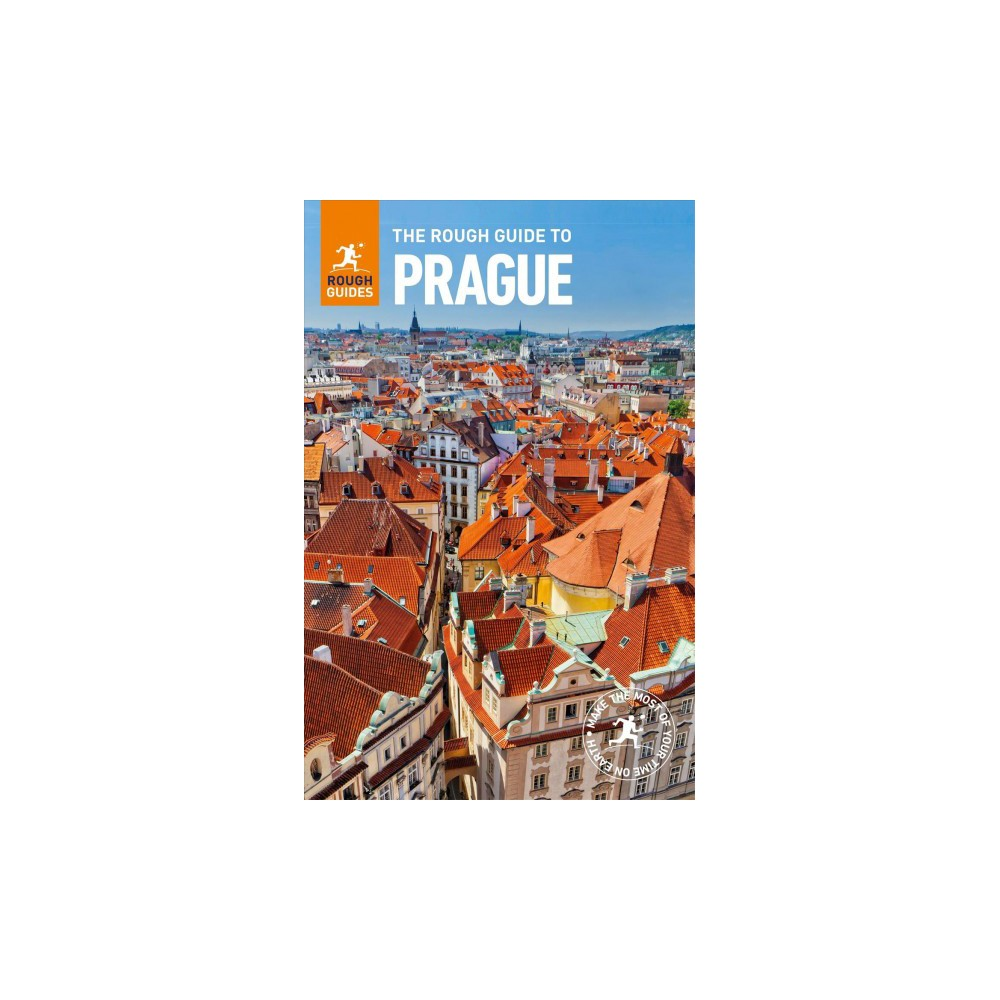 Rough Guide to Prague - (Rough Guide Prague) by Marc Di Duca (Paperback)