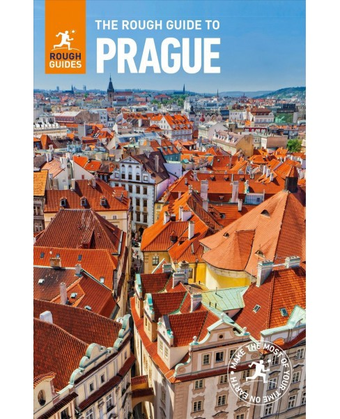 Rough Guide to Prague -  (Rough Guide Prague) by Marc  Di Duca (Paperback) - image 1 of 1