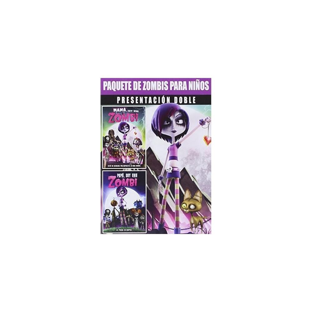 Paquete de zombis para ninos:Presenta (Dvd)